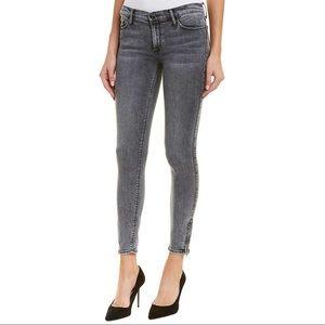 Black Orchid Amber Zipper Skinny Jeans - Bad Trip
